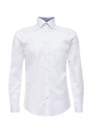 Рубашка Selected Homme. Цвет: белый