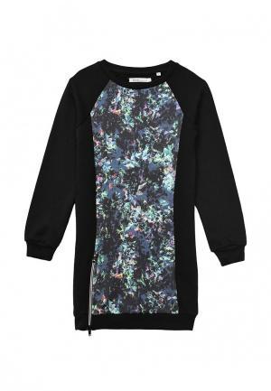 Платье Emoi. Цвет: черный