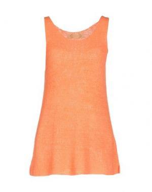 Свитер BONSUI. Цвет: оранжевый
