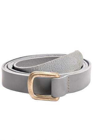 Belt Isaco & Kawa. Цвет: gray