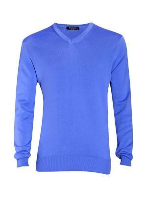 Пуловер Dairos. Цвет: голубой