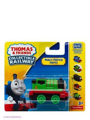 Паровозик базовый Серия Коллекция THOMAS & FRIENDS. Цвет: зеленый