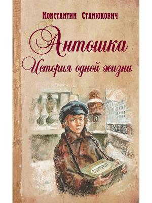 Антошка. История одной жизни Энас-Книга. Цвет: коричневый