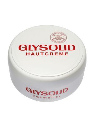 Крем для сухой кожи с глицерином, 200мл Glysolid. Цвет: белый