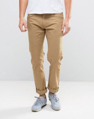 Lee Прямые джинсы классического кроя Daren. Цвет: оранжевый