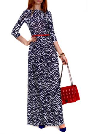 Платье FRANCESCA LUCINI. Цвет: камушки