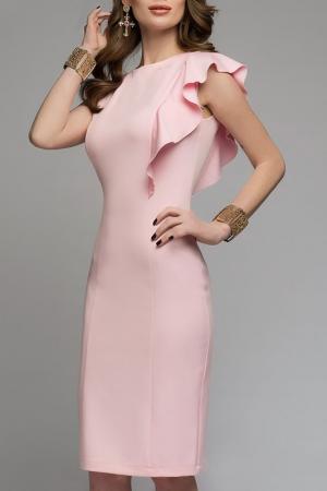 Платье 1001dress. Цвет: розовый