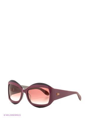 Солнцезащитные очки MI 794S 04 Missoni. Цвет: фуксия