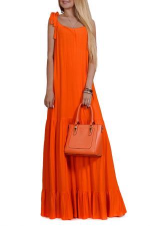 Платье Patricia B.. Цвет: оранжевый