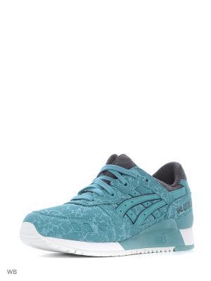 Спортивная обувь GEL-LYTE III ASICSTIGER. Цвет: голубой