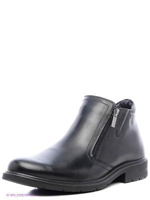 Ботинки Парижская коммуна. Цвет: черный