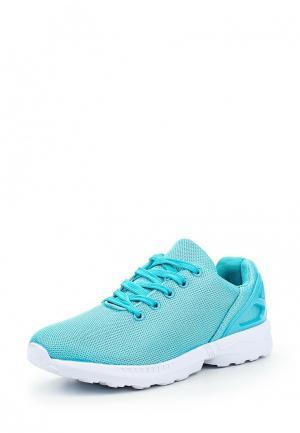 Кроссовки WS Shoes. Цвет: бирюзовый