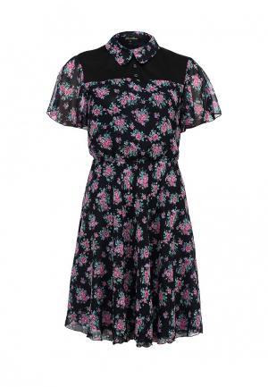 Платье LuAnn. Цвет: синий