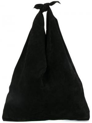 Сумка на плечо Bindle The Row. Цвет: чёрный