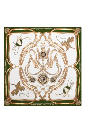 Шелковый платок 160149 P.jovian. Цвет: разноцветный