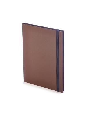 Еженедельник в5 tango (коричневый) Bruno Visconti. Цвет: коричневый