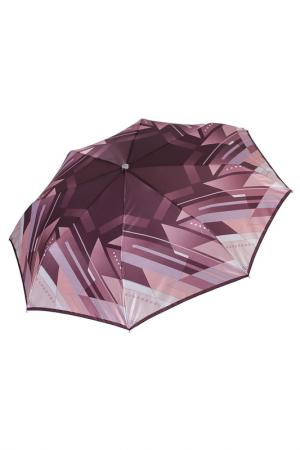 Зонт Fabretti. Цвет: красный