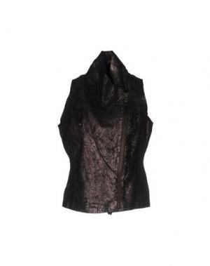 Куртка NUE 19.04. Цвет: темно-коричневый