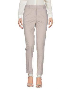 Повседневные брюки ARGONNE. Цвет: светло-серый