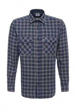 Рубашка Navigare. Цвет: синий
