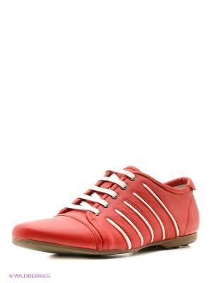 Туфли Antonio Barezzi. Цвет: красный