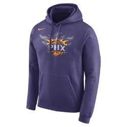 Мужская флисовая худи NBA Phoenix Suns Nike. Цвет: пурпурный