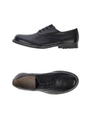 Обувь на шнурках ROKIN. Цвет: черный