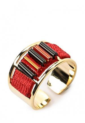 Кольцо Kameo-Bis. Цвет: красный