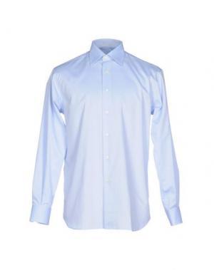 Pубашка INGRAM. Цвет: небесно-голубой