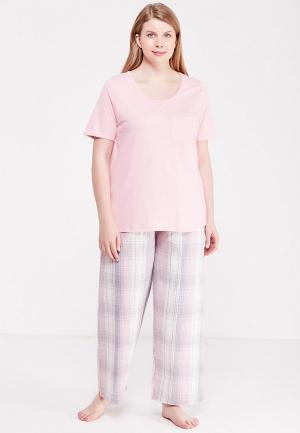 Пижама Evans. Цвет: розовый