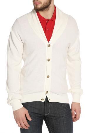 Кардиган U.S. Polo Assn.. Цвет: 650 белый