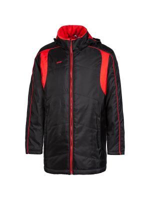 Куртка Vettore 2K. Цвет: черный, красный