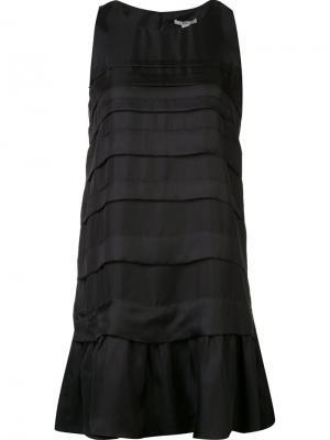 Платье Monica Zac Posen. Цвет: чёрный