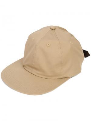 Adjustable cap Kijima Takayuki. Цвет: телесный