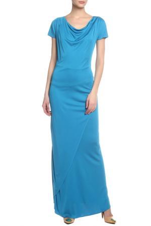 Платье Cinzia Rocca. Цвет: голубой