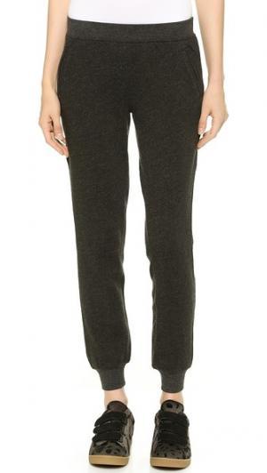 Узкие спортивные брюки ATM Anthony Thomas Melillo. Цвет: серый