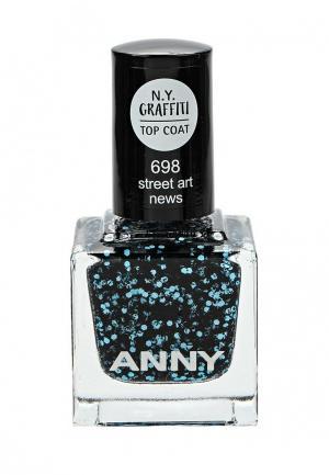Лак для ногтей Anny. Цвет: разноцветный