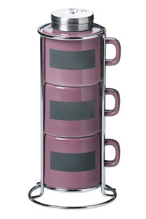 Набор для специй Bitossi. Цвет: фиолетовый