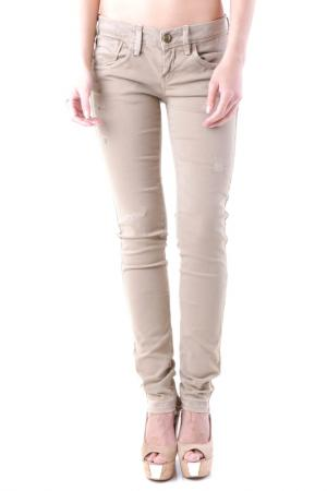 Jeans Fornarina. Цвет: beige