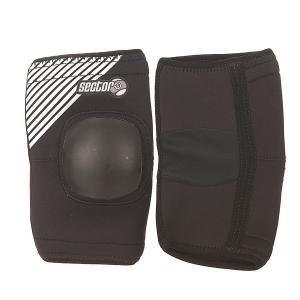 Защита на локти  Gasket Elbow Pad Black Sector 9. Цвет: черный,белый