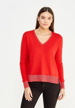 Пуловер Sweewe. Цвет: красный
