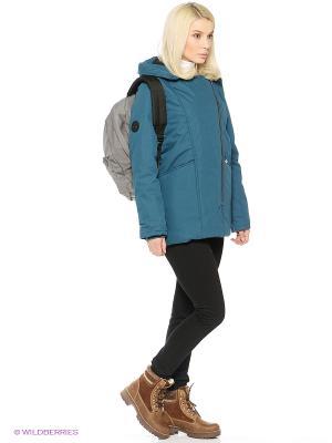 Куртка VANS. Цвет: синий