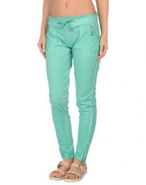 Пляжные брюки и шорты TWIN-SET Simona Barbieri. Цвет: светло-зеленый