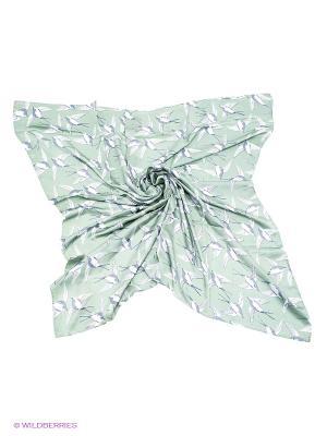 Платок MICHEL KATANA`. Цвет: зеленый