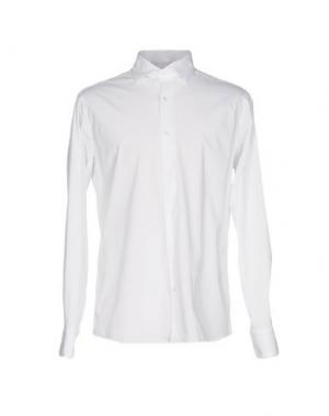 Pубашка RANSOM. Цвет: белый