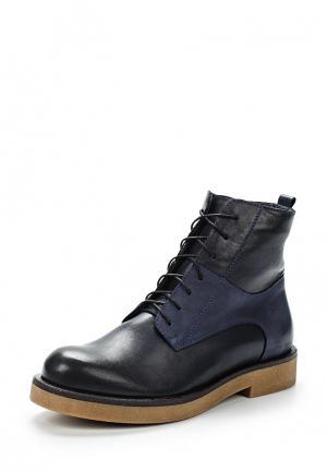 Ботинки Accord. Цвет: синий