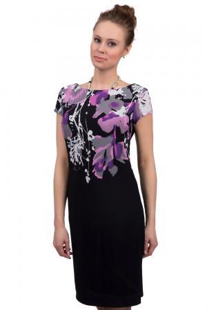 Платье Joseph Ribkoff. Цвет: разноцветный