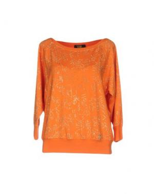 Толстовка VDP CLUB. Цвет: оранжевый