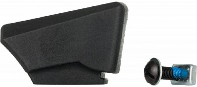Колодка тормозная с крепежом для взрослых роликов Roces