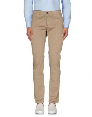 Повседневные брюки DEPARTMENT 5. Цвет: хаки